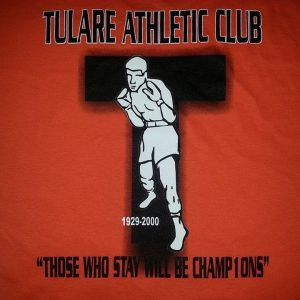 Tulare Athletic Boxing Club